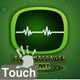 Palm Massager Touch