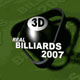 3D Real Billiards 2007