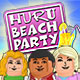 play casual Huru Beach Party games online