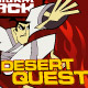 play casual Samurai Jack: Desert Quest games online